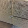 Vendbar spingmadras – 2 stk. Multipocket 90 x 200 cm