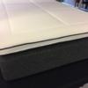 Vendbar spingmadras - 2 stk. Multipocket 90 x 200 cm.