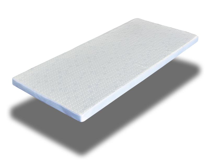 Nano Cool Topmadras – 85 mm. tyk, 75 mm. Ceclus kerne, Gel Memory.