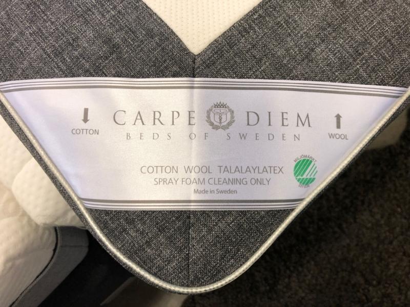 Carpe Diem Luxury Topmadras 90 x 210 cm.